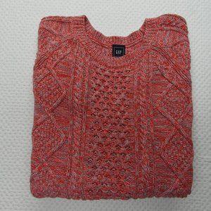 Women's GAP 100% Cotton Knit Sweater Sz M @comfy